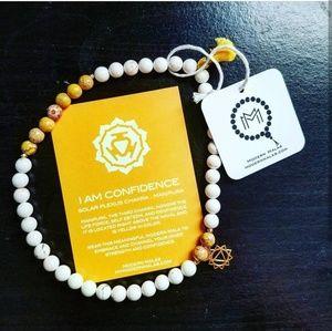 Modern Mala Confidence bracelet